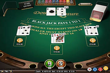 Blackjack Pro casino game