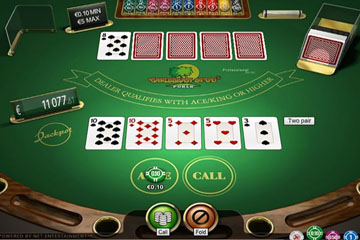 welches online casino caribbean stud